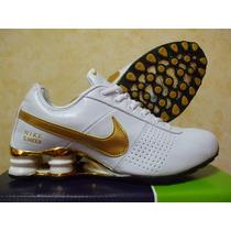 Tênis Nike Shox Classic E R4 Com Frete Grátis Para Brasil.