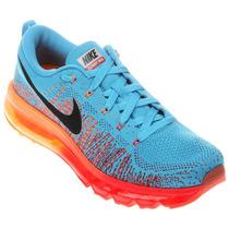 Tenis Nike Air Flyknit Original Varias Cores Na Caixa!