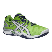 Tênis Asics Resolution 5 Clay Tennis 2014 Alta Performance