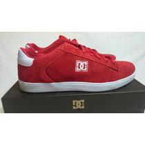 Tênis Dc Shoes - Preto Com Dourado Frete Grátis
