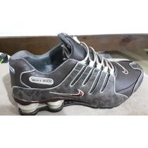 Tenis Nike Shox Nz Lançamento Numeração 43