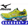 Mizuno Wave Prophecy 2 - Original + Nª 41 - Ultima Peça !!!