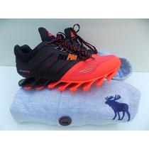 Adidas Springblade Drive 2.0 + Blusa Hollister Grátis