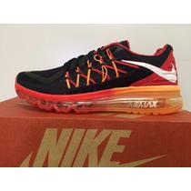 Calçado Nike Airmax Corrida Lançamento - Frete Grátis