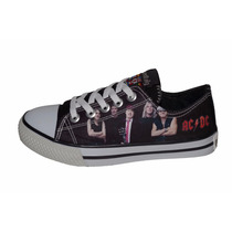 Tênis All Star Converse Acdc - Marca Redtag