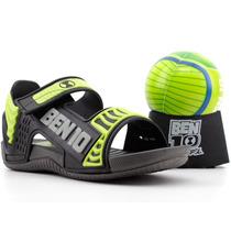 Tênis Infantil Ben 10 Com Brinde Bola