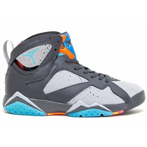 Tênis Nike Air Jordan 7 Retro Barcelona Days, Pronta Entrega