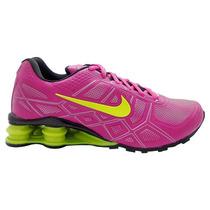 Tenis Femenino Turbo Nike Shox Turbo 12 Pink