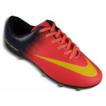 Chuteira Campo Infantil/adulto Nike Mercurial Victory