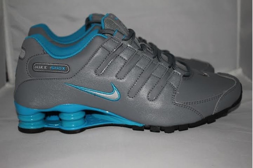 Nike Shox Azul Bebe