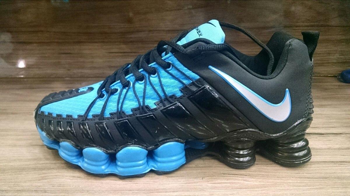 Tenis Nike Tlx 12 Molas Original Novo Na Caixa R  469 90 af50044df0e57
