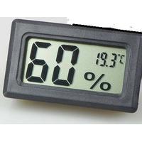 Termo-higrômetro Lcd Digital Higrômetro Chocadeira Uso Geral