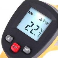 Termômetro Laser Medidor Temperatura Digital Distância 2016