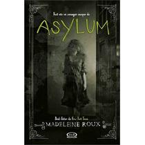 Asylum Livro Madeleine Roux Manicomio Terror