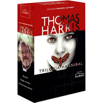 Box Trilogia Hannibal - Thomas Harris - 03 Livros