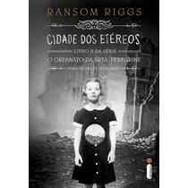 Livro Cidade Dos Etéreos - Volume 2 - O Orf. Da S. Peregrine