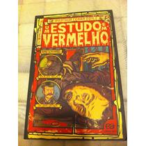 Livro - Um Estudo Em Vermelho - Col. Sherlock Holmes