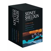 Sidney Sheldon & Tilly Bagshawe - Box Com 4 Livros