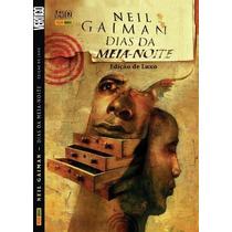 Dias Da Meia Noite Livro Mike Mignola Neil Gaiman Dave Mckea