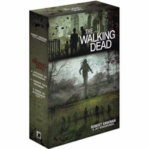 Livro - Box - The Walking Dead 3vol Governador Woodbury