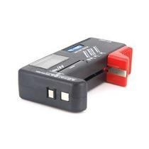 Voltímetro Testador Digital De Pilhas E Baterias 1,5v 9v