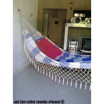 Redes De Descanso De Dormir Pernanbucana 4m 100% Algodão