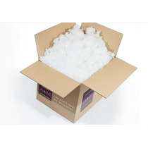 Fibra De Silicone - 5 Quilos - P Enchimento Pelúcia Almofada