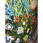Tecido Viscolycra Com Estampas Florais - Peça Com 20 Metros