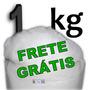1kg Fibra Siliconada 100% Plumante 1a Linha Almofadas Artes