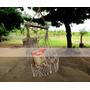 Rede Cadeira Artesanal Para Varanda - Pronta-entrega