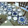 Caminho De Mesa Em Croche Com Flores