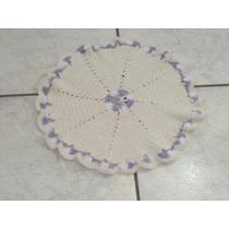 Tapetes Feito Em Croche Com Material De Ótima Qualidade.