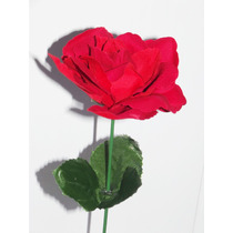 Bizz Flores Artificiais 50 Unids - Atacado Rosas Artificial