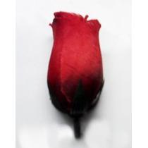 144 Cabeças De Rosas - Botão Flores Topiarias Artificial