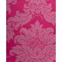 Tecido Jacquard Rosa Pink 4m X 2,8m Decoração Toalha Festas