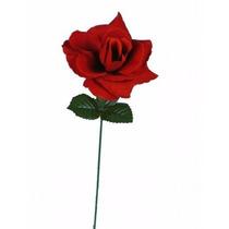 Bizz Rosas Artificiais 50 Unids - Atacado Flores Artificial