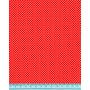 Tecido Tricoline De Poá Vermelho Med: 1,00 X 1,50 Cm