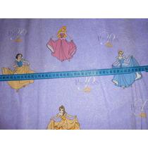 Tecido Importado 100% Algodão Disney Four Princess - Td4pp