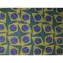 Tnt Estampado - Decorado Bandeirinha Brasil - 10 Metros
