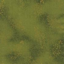 Tecido Natalino Gold Folhas Verde 100% Alg 0,5m (200073/08)