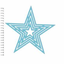 Gabarito Para Fuxico (estrela)