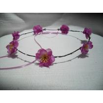 Guirlanda/ Coroa De Flores Ou Headband