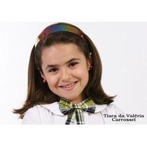 Tiara Valéria Novela Carrossel !!! Pronta Entrega !!!