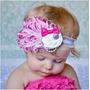 Faixa Tiara Para Cabelo De Bebê