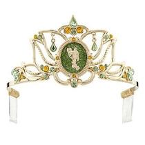 Tiara Coroa Princesa Tiana Original Disney P/entrega