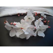 Guirlanda Coroa De Flores Ou Headband P Noivas Ensaios