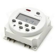 Timer Temporizador Digital 17 Programas Por Dia 110/220v