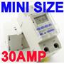 Timer Industrial 220v 30a (suporta Até 6000w) P/ Trilho Din