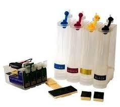 Tinta Inktec Corante Para Epson Bulk Ink E Cartuchos