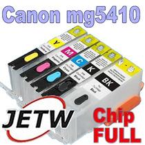 Cartucho Recarregável Canon Mg5510 Mx721 Mx921 Ix6810 Chip
